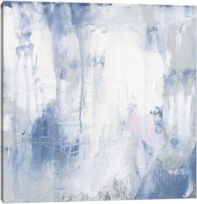White Out I Canvas Art Print