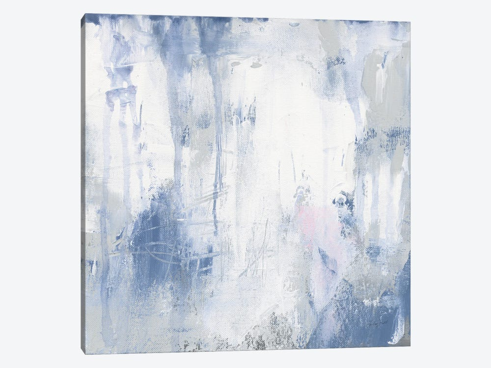 White Out I by Courtney Prahl 1-piece Canvas Artwork