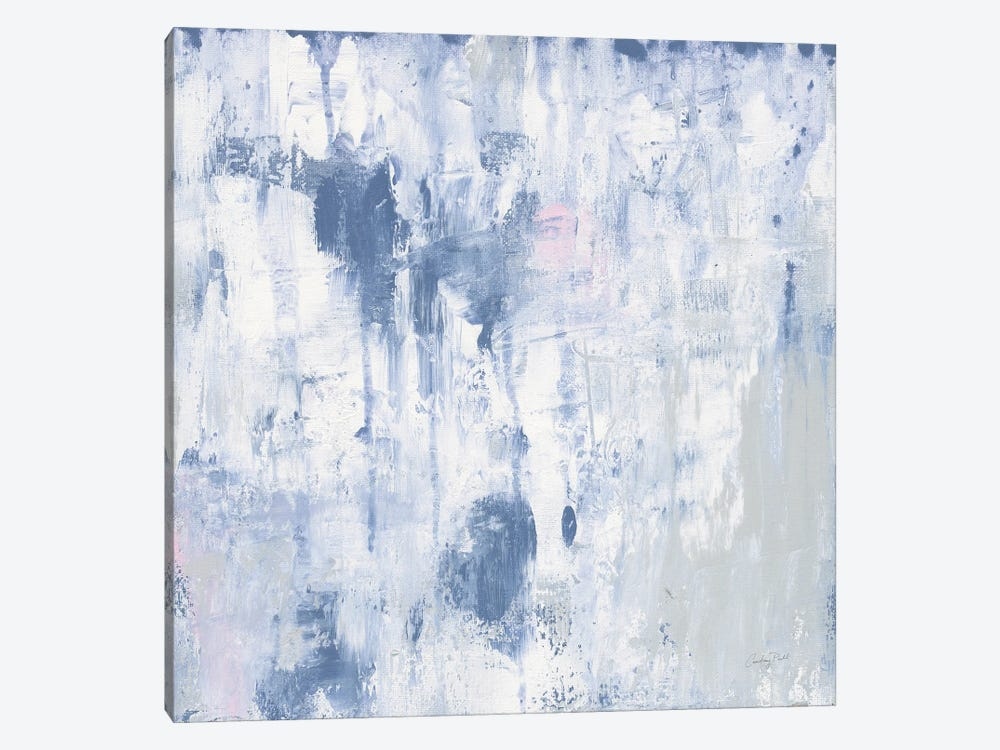 White Out II by Courtney Prahl 1-piece Canvas Art Print