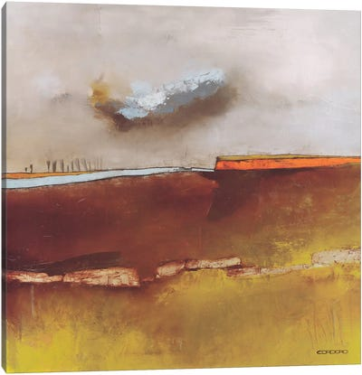 Fascinating Landscape I Canvas Art Print
