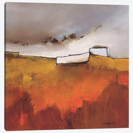Fascinating Landscape IV Canvas Print #COR4} by Emiliana Cordaro Canvas Wall Art