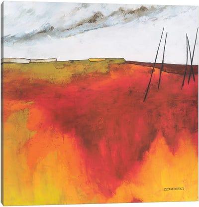 Fascinating Landscape V Canvas Art Print