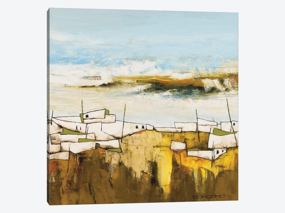 Peaceful Village II by Emiliana Cordaro 1-piece Art Print