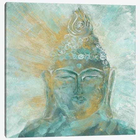 Buddha Bright I Canvas Print #CPA10} by Chris Paschke Canvas Artwork