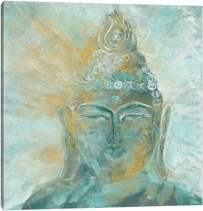 Buddha Bright I Canvas Art Print