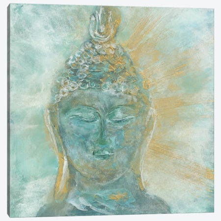 Buddha Bright II Canvas Print #CPA11} by Chris Paschke Canvas Wall Art