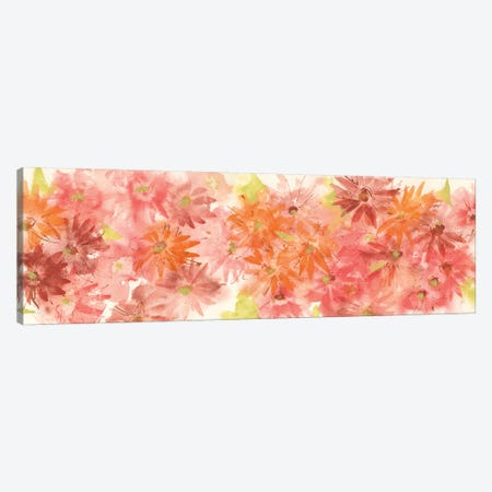 Flowers Afield I Canvas Print #CPA120} by Chris Paschke Canvas Art Print