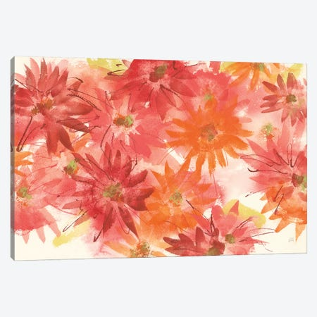 Flowers Afield III Canvas Print #CPA122} by Chris Paschke Canvas Print