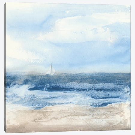 Surf and Sails Canvas Print #CPA129} by Chris Paschke Art Print