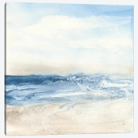Surf and Sand Canvas Print #CPA130} by Chris Paschke Canvas Art