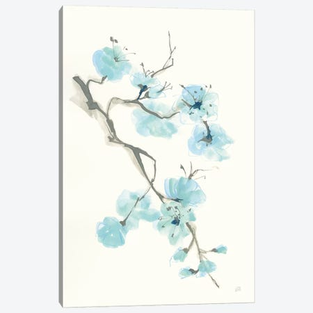 Tinted Branch I Canvas Print #CPA131} by Chris Paschke Canvas Artwork