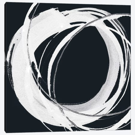 Gilded Enso I BW Canvas Print #CPA154} by Chris Paschke Canvas Print