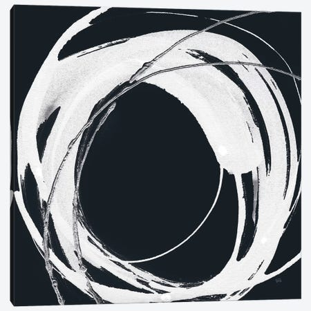 Gilded Enso IV BW Canvas Print #CPA156} by Chris Paschke Canvas Print