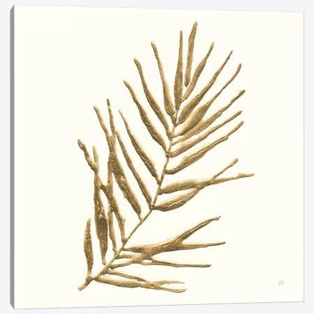 Gilded Palm I Canvas Print #CPA157} by Chris Paschke Art Print