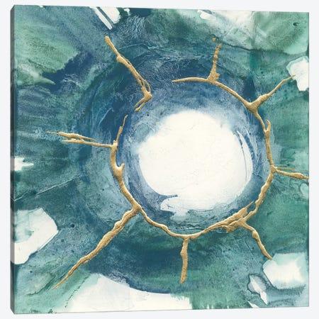 Dharma Wheel I Canvas Print #CPA16} by Chris Paschke Canvas Print