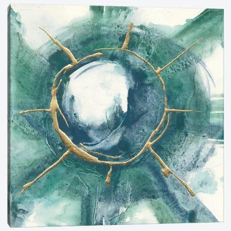 Dharma Wheel II Canvas Print #CPA17} by Chris Paschke Canvas Print