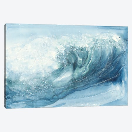 In the Blue VI Canvas Print #CPA211} by Chris Paschke Canvas Art Print