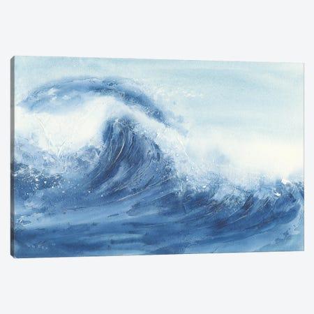 Waves II Canvas Print #CPA212} by Chris Paschke Art Print