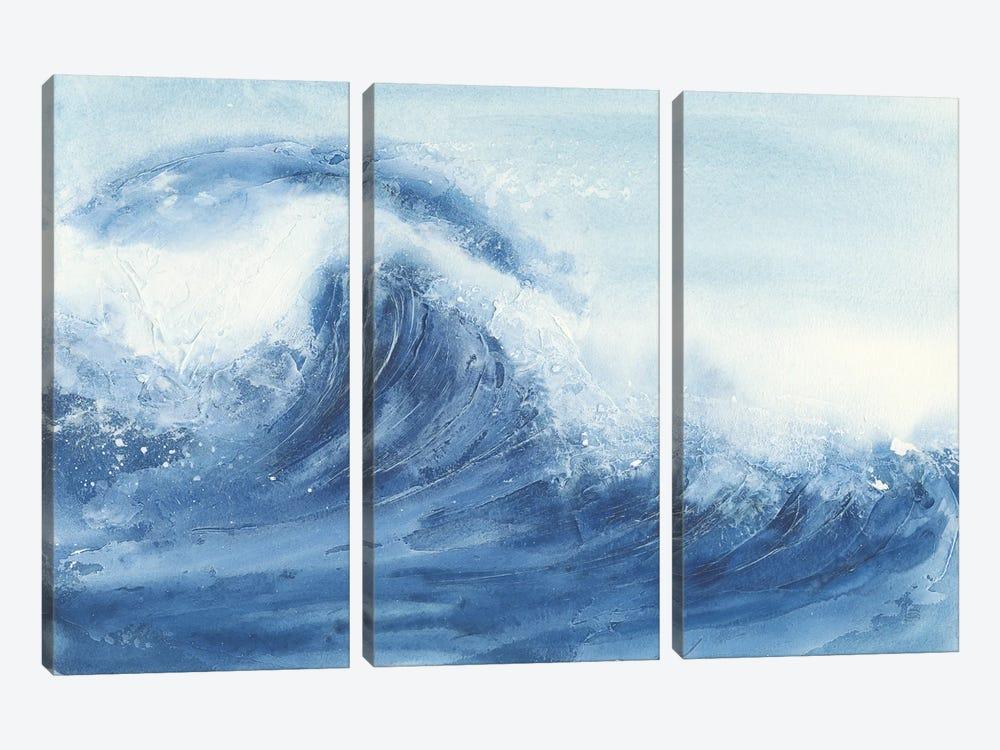 Waves II by Chris Paschke 3-piece Art Print