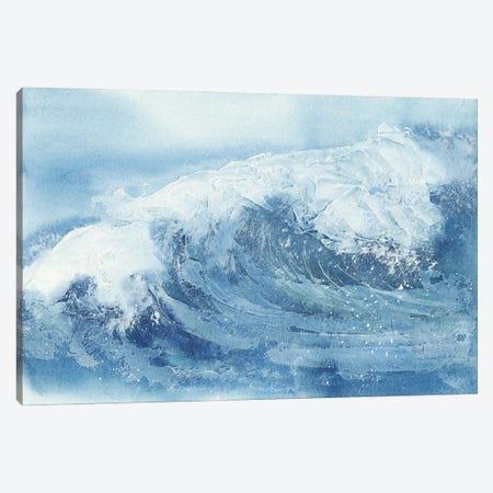 Waves IV Canvas Print #CPA213} by Chris Paschke Art Print