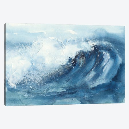 Waves V Canvas Print #CPA214} by Chris Paschke Canvas Artwork