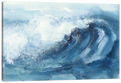Waves V Canvas Art Print