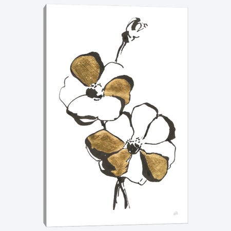 Leafed IV Canvas Print #CPA216} by Chris Paschke Canvas Artwork
