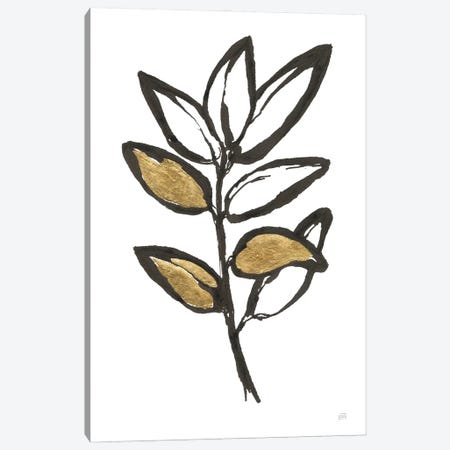 Leafed IX Canvas Print #CPA217} by Chris Paschke Canvas Art