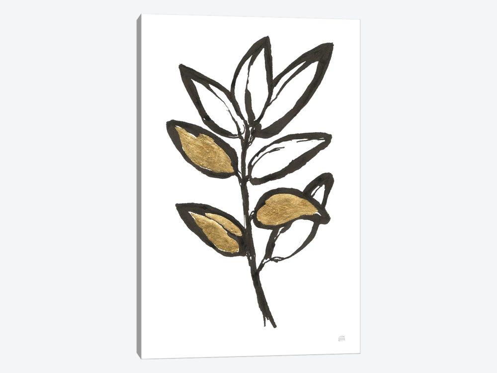 Leafed IX by Chris Paschke 1-piece Canvas Wall Art