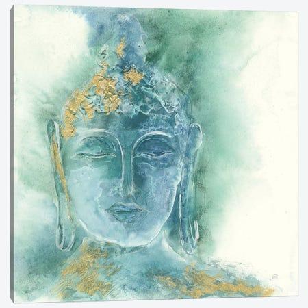 Gilded Buddha I 3-Piece Canvas #CPA21} by Chris Paschke Canvas Art Print