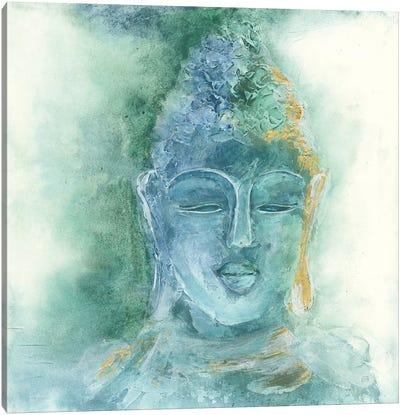 Gilded Buddha II Canvas Art Print