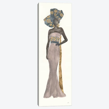 Global Fashion II Canvas Print #CPA27} by Chris Paschke Canvas Wall Art