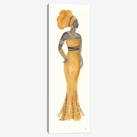 Global Fashion III Canvas Print #CPA28} by Chris Paschke Art Print