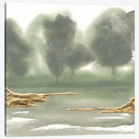 Gold Earth VI Canvas Print #CPA293} by Chris Paschke Canvas Art Print
