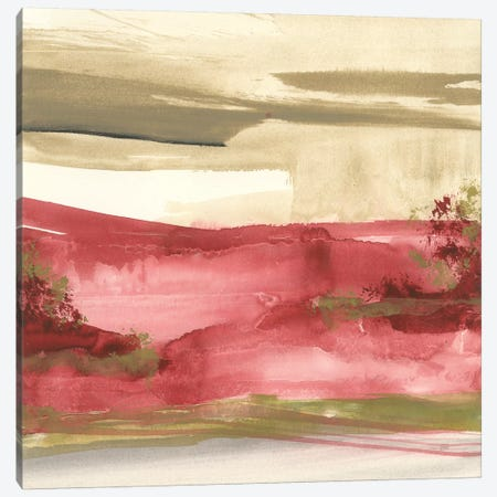 Red Rock II Canvas Print #CPA2} by Chris Paschke Canvas Wall Art