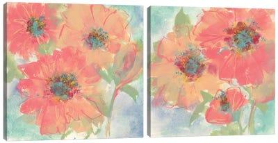 Copper Kettle Diptych Canvas Art Print