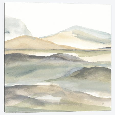 Valleyscape I Canvas Print #CPA324} by Chris Paschke Canvas Art