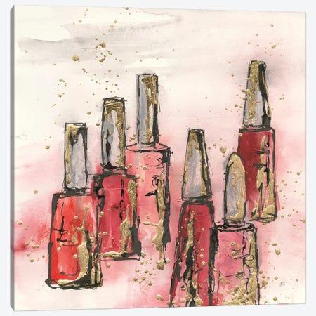 Fashion First V Canvas Print #CPA46} by Chris Paschke Canvas Art