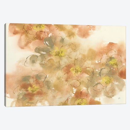 Earthly Freesia Canvas Print #CPA52} by Chris Paschke Canvas Art