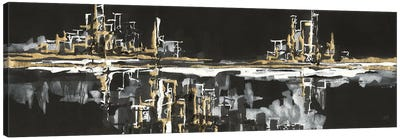 Urban Gold I Canvas Art Print