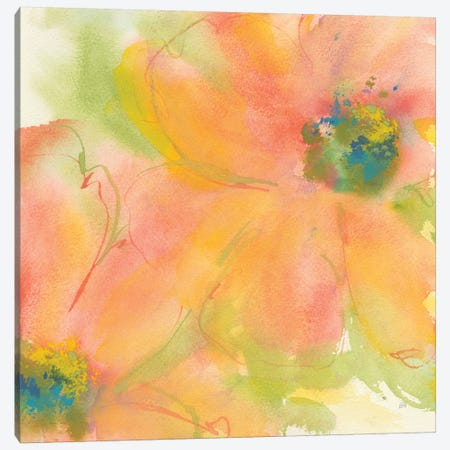 Tinted Cosmos II Canvas Print #CPA78} by Chris Paschke Canvas Artwork