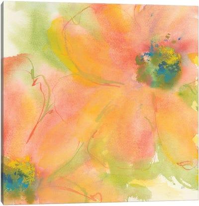 Tinted Cosmos II Canvas Art Print