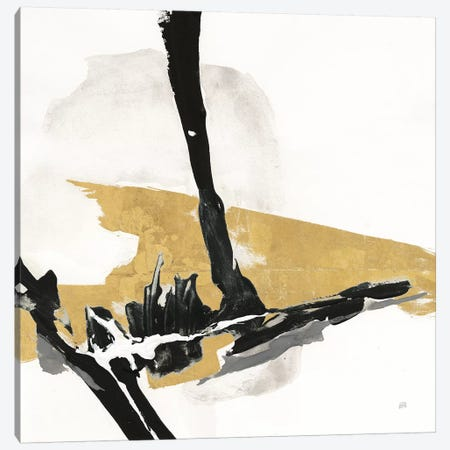 White Gold IV Canvas Print #CPA81} by Chris Paschke Art Print
