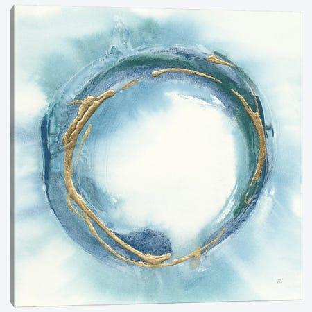 Buddha Enso Canvas Print #CPA8} by Chris Paschke Canvas Art