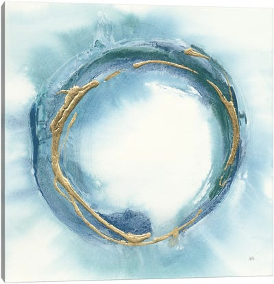 Buddha Enso Canvas Art Print