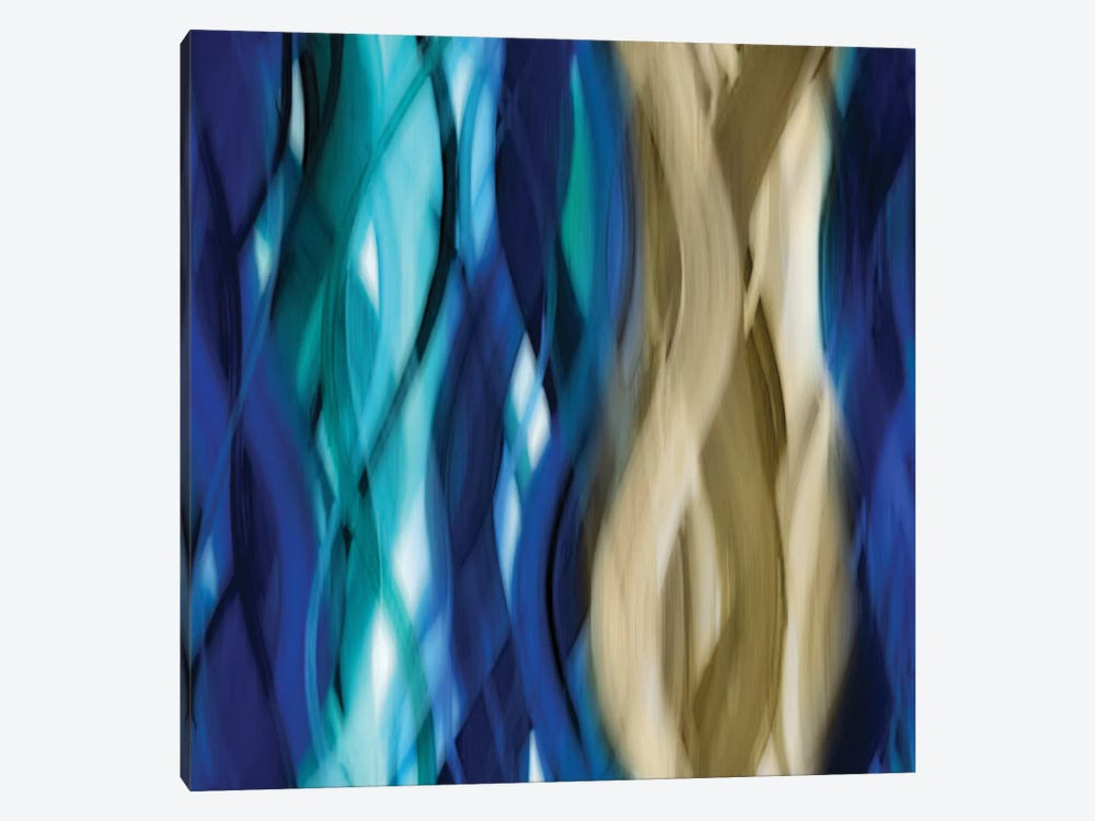 Marvelous Movement by Annie Campbell 1-piece Canvas Art