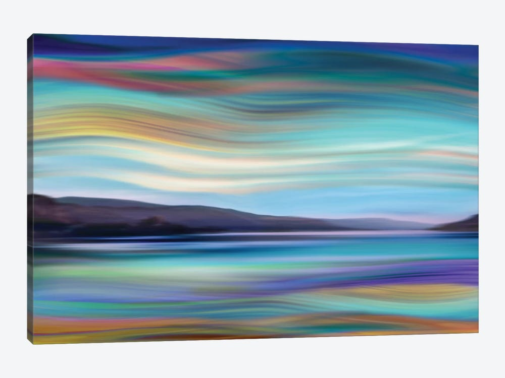 Skylight II by Annie Campbell 1-piece Canvas Artwork