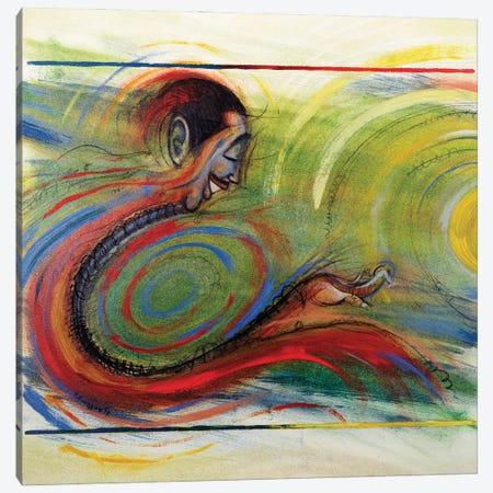 Duke Ellington Canvas Print #CPN4} by Christian Paniagua Canvas Art