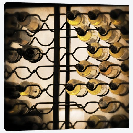 Wine Selection II Canvas Print #CPP14} by Anna Coppel Canvas Artwork