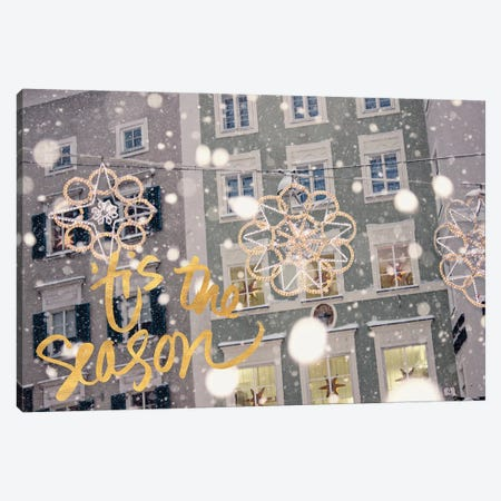 Tis the Season Canvas Print #CPP16} by Anna Coppel Canvas Art